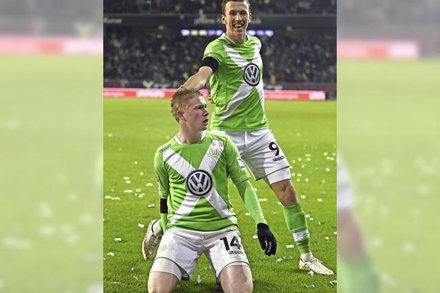 Wolfsburg gelingt gegen Bayern München ein Paukenschlag