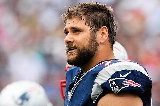 Gewinnt Sebastian Vollmer mit New England den Super Bowl?