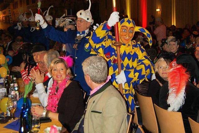 Fotos: Festabend 150 Jahre Krakeelia Waldkirch