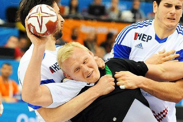 WM-Platz sieben! Olympia-Teilnahme für die Handballer