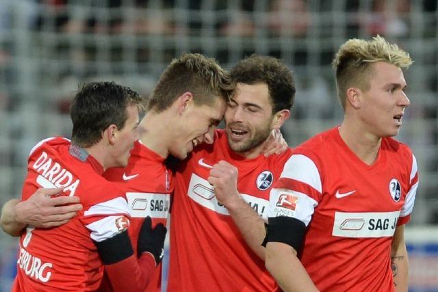 Live-Ticker zum Nachlesen: SC Freiburg – Eintracht Frankfurt 4:1