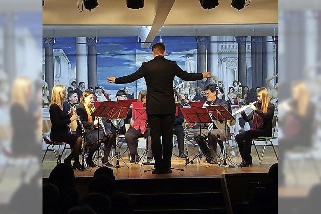Bläserkammermusik in Staufen