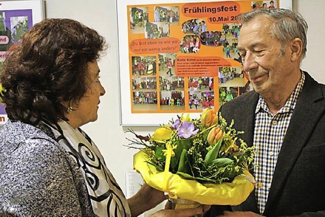 Willi Enters ist Ehrenmitglied