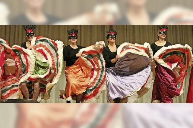 Feiern statt Meckern im Farifaland
