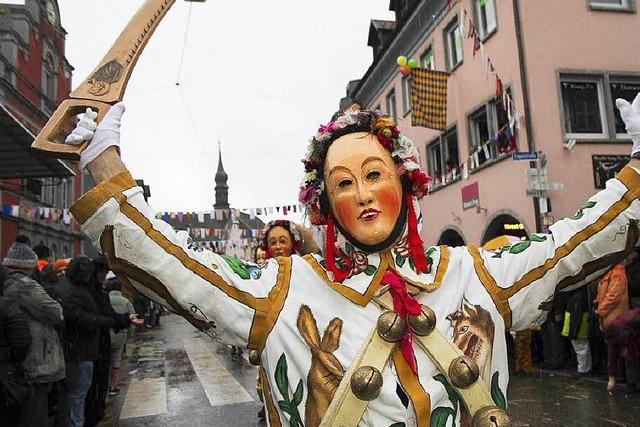 Fotos: Sonntagsumzug beim Krakeelia-Jubiläum Waldkirch