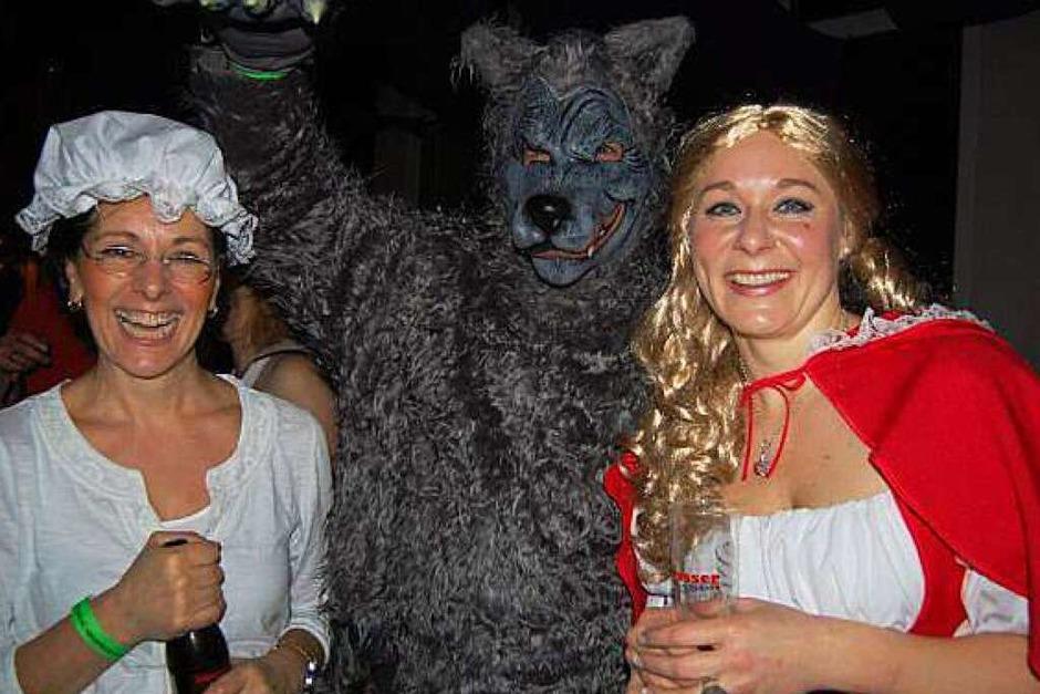 Märchenhaft und fröhlich wurde beim Fröscheball in Niederhof gefeiert.<?ZL?>
