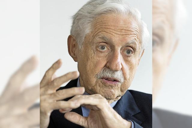 Miterfinder der Pille Carl Djerassi ist tot