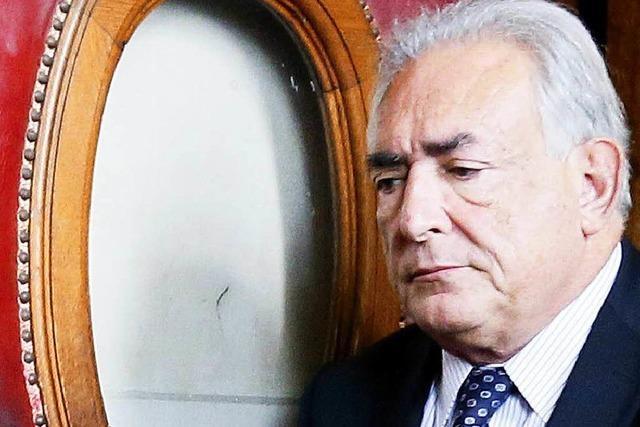 Strauss-Kahn vor Gericht – und wieder geht es um Sex: