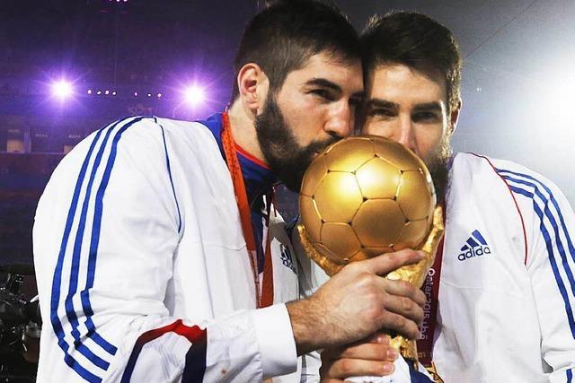 WM in Katar: Frankreich auf dem Handballthron