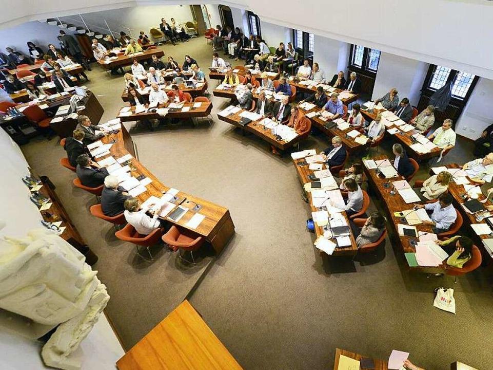 Der Beschluss des Gemeinderats wurde bestätigt.  | Foto: Ingo Schneider