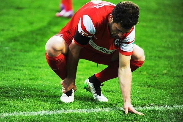 SC Freiburg: Admir Mehmedi fällt wochenlang aus