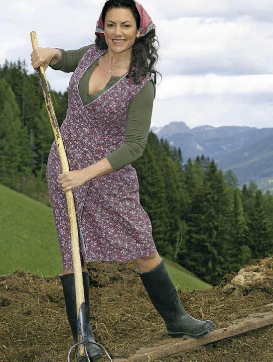 So  hat Schauspielerin Christine Neuba...n die Realität sieht heute anders aus.  | Foto: dpa