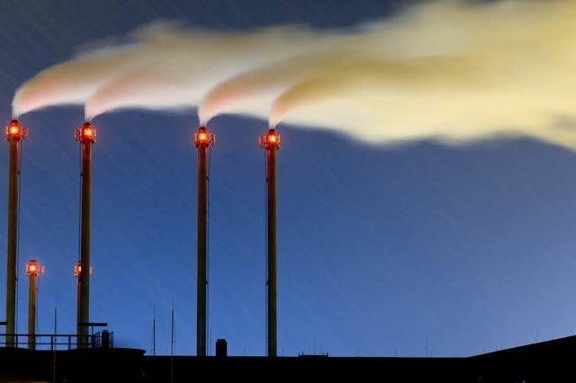 Klimagift Kohlendioxid: Wer Dreck macht, soll zahlen