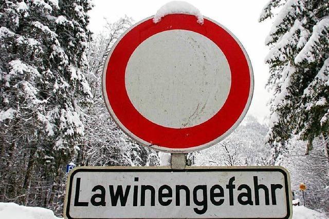 Tote Wintersportler im Schwarzwald: Ohne Sonde und Schaufel unterwegs