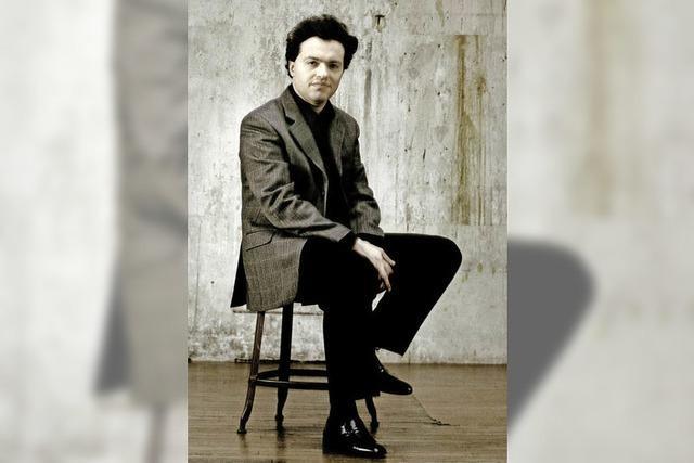 Der Pianist Evgeny Kissin im Festspielhaus Baden-Baden