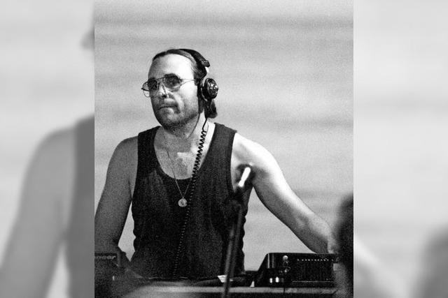 DJ Sprinkles mit politischer Tanzmusik in Basel