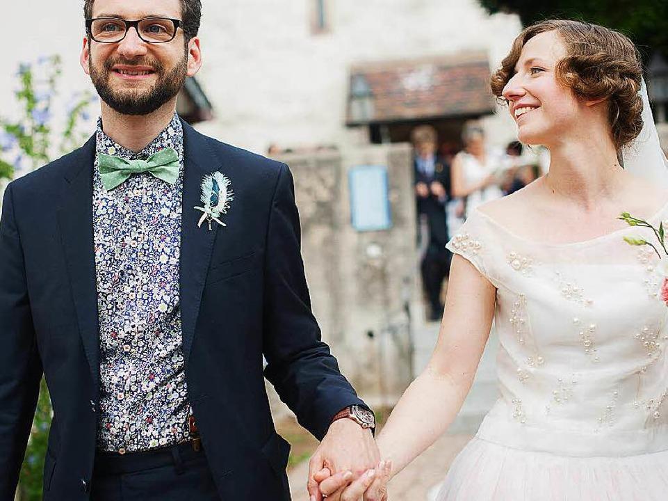 Daniel und Marta Theuerkaufer    Foto: Britta Schunck