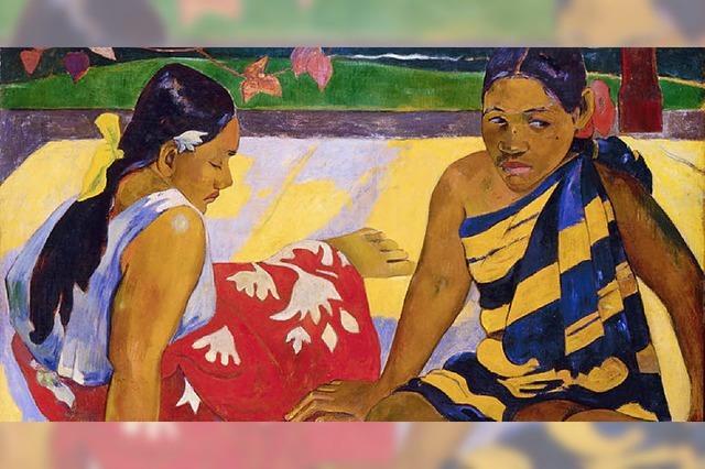Paul Gauguin in Riehen