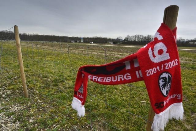 SC-Stadion am Freiburger Flugplatz: Wie geht es nun weiter?
