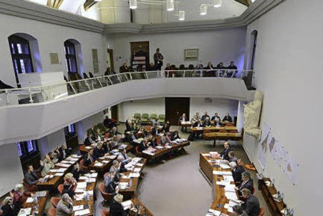 Heftiger Streit im Gemeinderat um Wahlkampfstil
