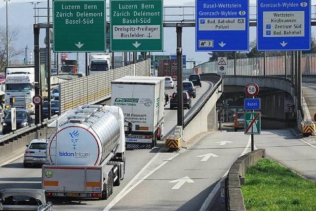 Autobahntunnel soll kommen – mit oder ohne A5-Anschluss