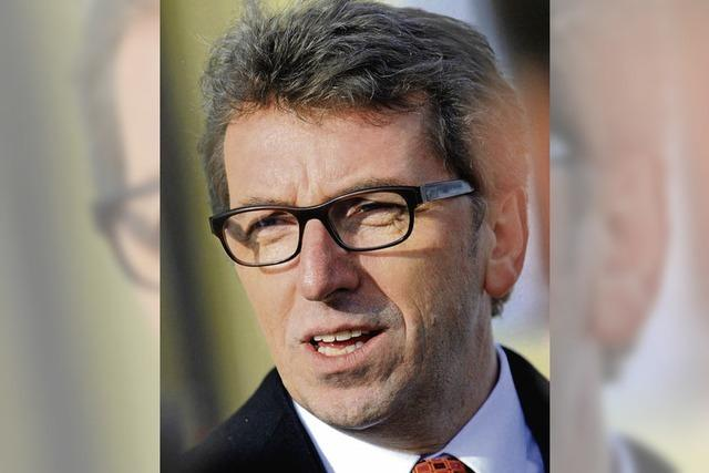 CSU-Politiker Georg Schmid muss sich vor Gericht verantworten