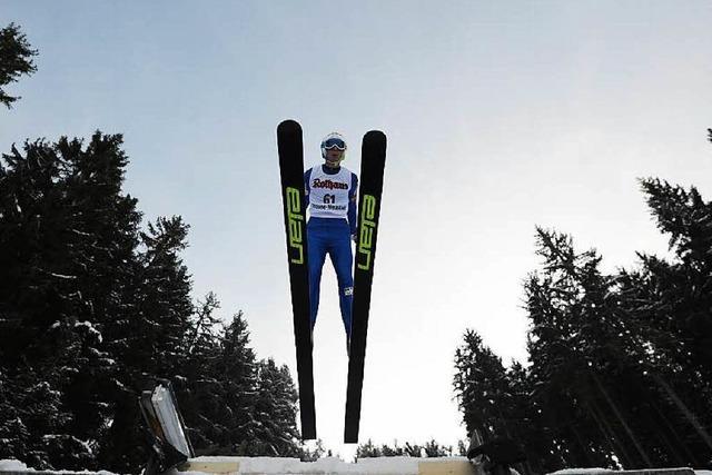 Neustadt kämpft um seinen Weltcup im Skispringen