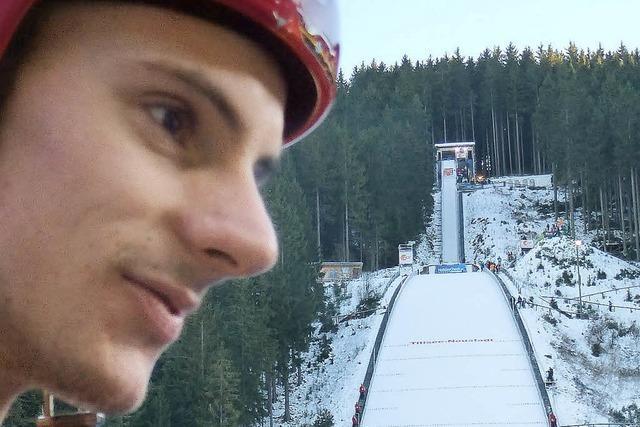 Andreas Wank kann nicht beim Heim-Weltcup in Titisee-Neustadt springen – wie geht er damit um?