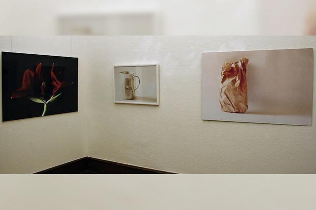 Fotos von Christiane Rittner im Kunstpalais in Badenweiler