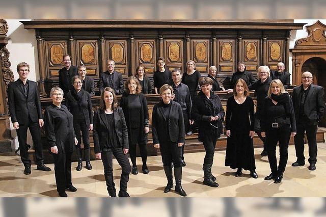 Vocalconsort Bad Säckingen & Barockorchester L'arpa festante in Bad Säckingen