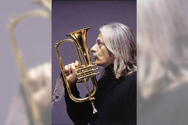 Enrico Rava Quintet und Giovanni Giudi in Basel