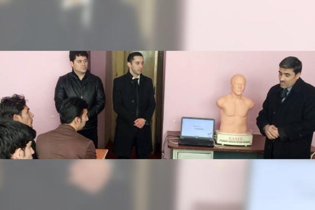 Uniklinik Freiburg hilft bei der Ausbildung von afghanischen Ärzten