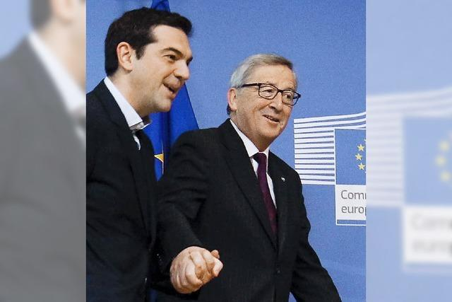 Griechische Reisediplomatie