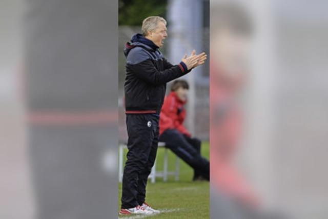 Trainer Dietmar Sehrig verlässt die SC-Frauen