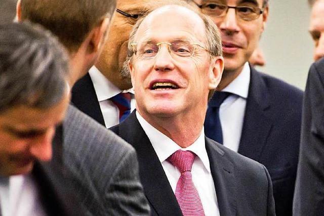 Landtag wählt wieder einen Mann als Oberhaupt