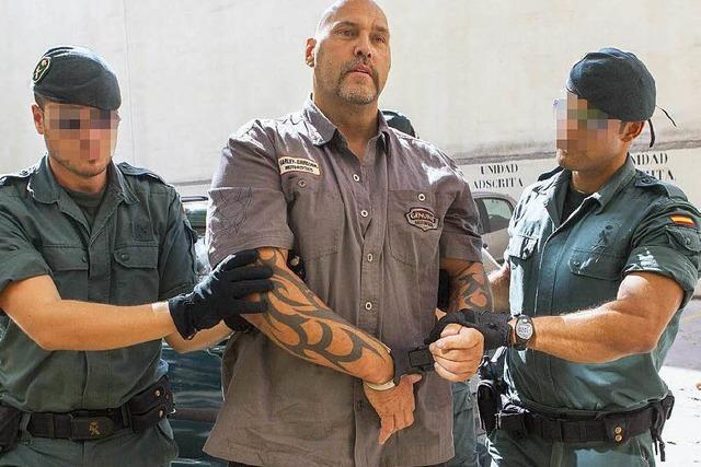 Ex-Hells-Angels-Chef wird in Spanien der Prozess gemacht