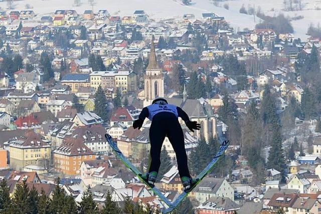 Die besten Skispringer zieht es nach Neustadt zum Weltcup