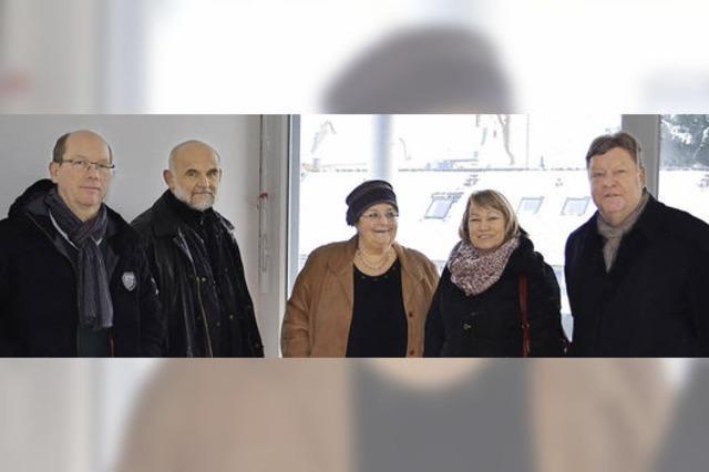 Neue Wohnanlage in Kollnau