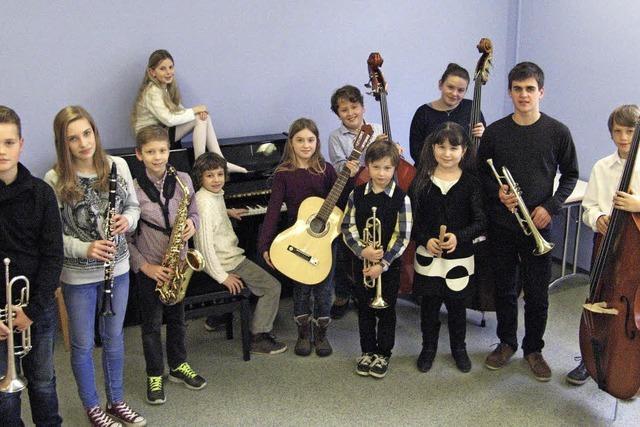 Erfolgreiche Nachwuchs-Musiker