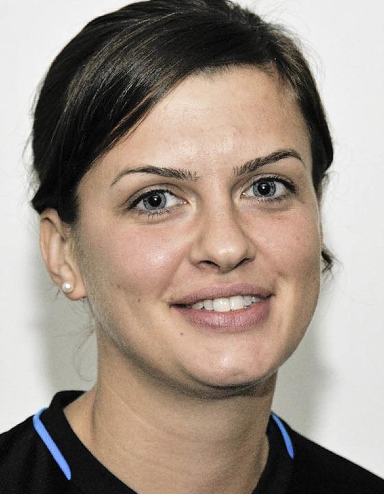 Ihr Einsatz für den TV Lahr ist fraglich: Hanna Steinmetz.   | Foto: Archiv:sik