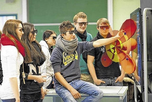 Fürstenberg-Gymnasium erhält Cyber-Classroom