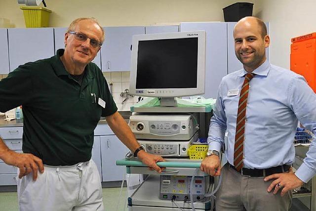 Helios-Rosmann-Klinik will sich Patienten aus dem Elsass öffnen