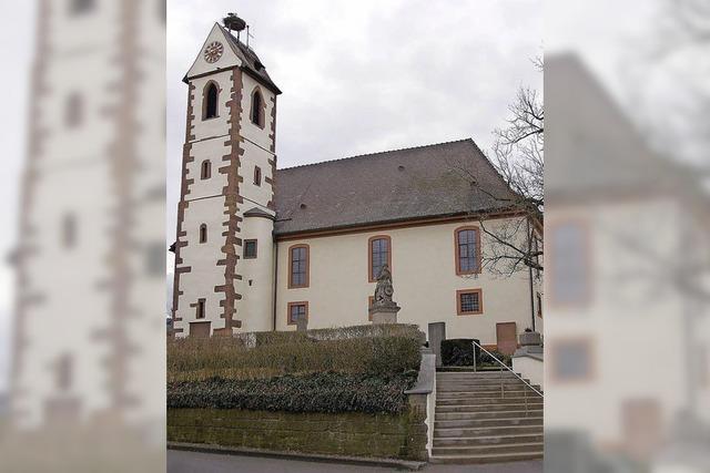 Kirchenwinkel wird sich wandeln