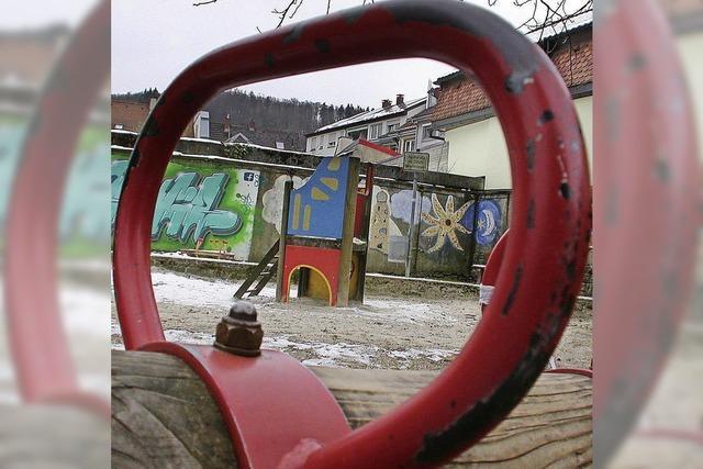 Stadtpark-Pläne sind am Gedeihen