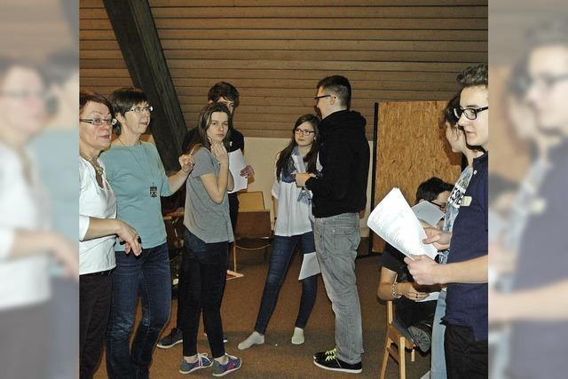 Theaterspielen trotz Sprachbarriere