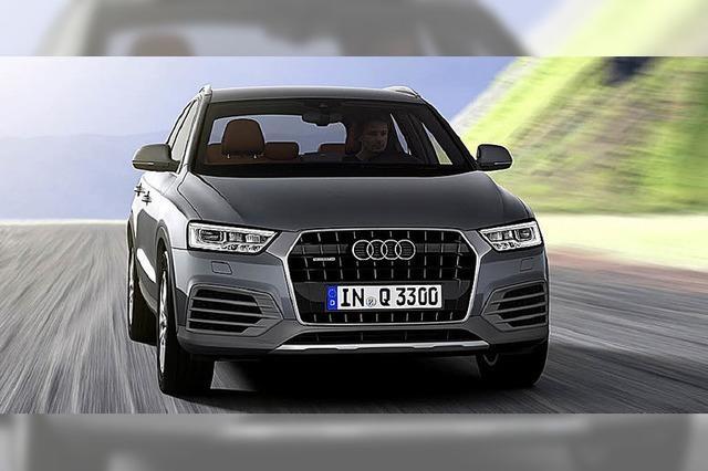 Audis frische Kleine