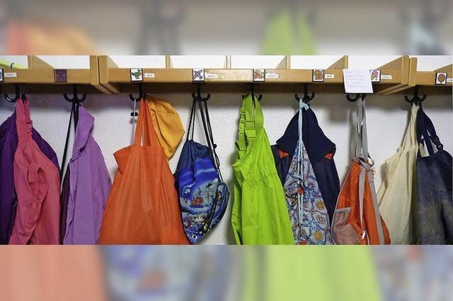 Wie viel ist dem Rathaus der Kindergarten wert?