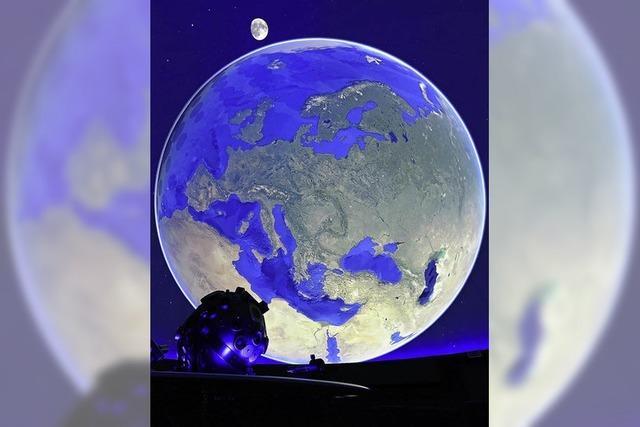 Planetarium Freiburg meldet mehr Besucher - aber auch ein größeres Defizit