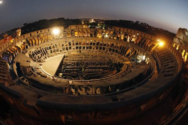 Die alten Römer waren die besseren