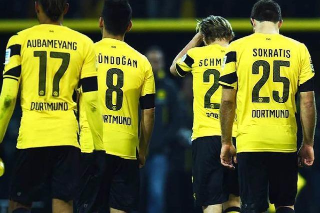 Dortmund vor dem Freiburg-Spiel: Wie eine schlechte Kopie